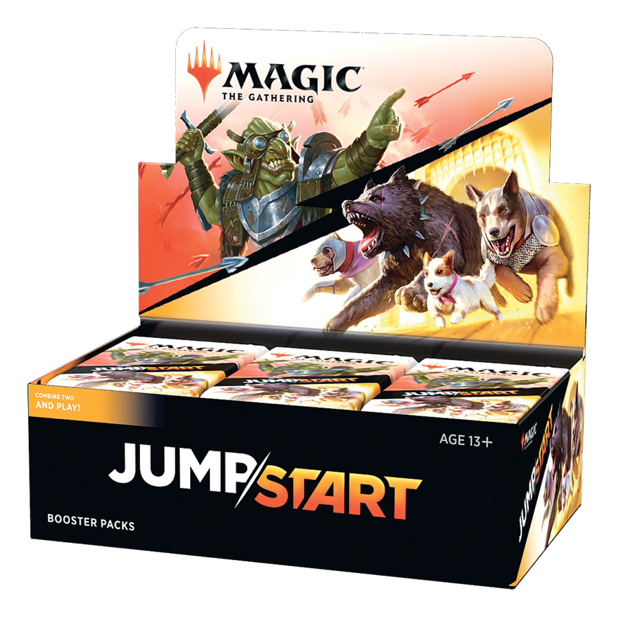 JUMPSTART BOOSTER BOX - MAGIC: THE GATHERING