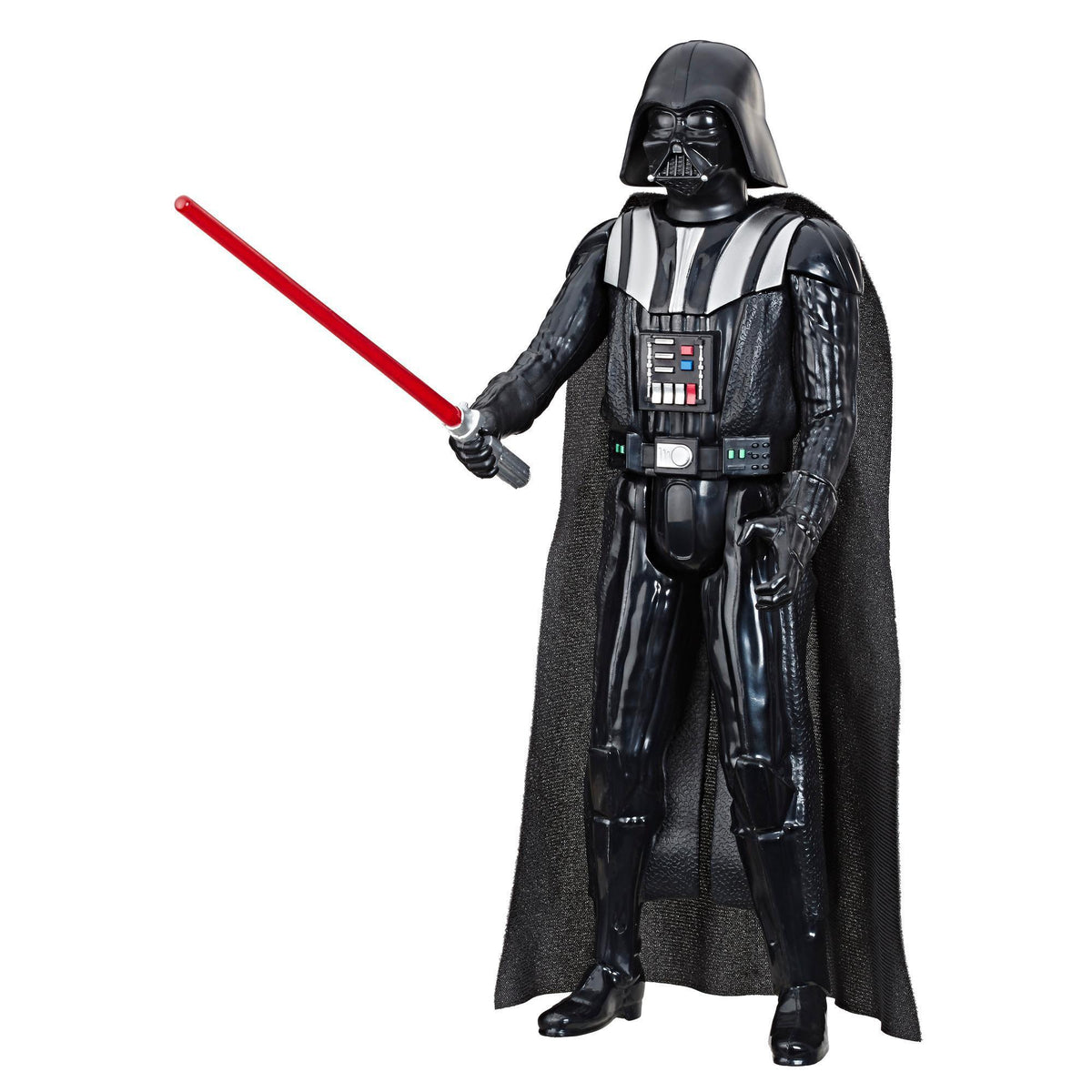 STAR WARS HERO SERIES: DARTH VADER 12-INCH SCALE ACTION FIGURE WITH LIGHTSABER ACCESSORY