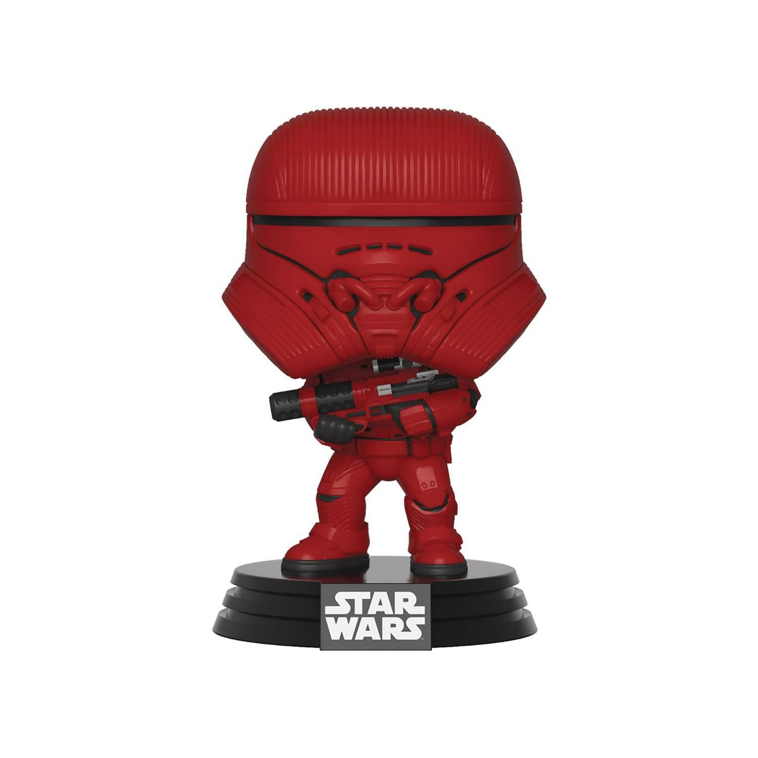 POP STAR WARS EPISODE IX: SITH JET TROOPER VINYL FIGURE