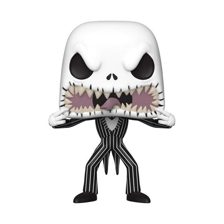 FUNKO POP: NIGHTMARE BEFORE CHRISTMAS - JACK SKELLINGTON SCARY FACE VINYL FIGURE
