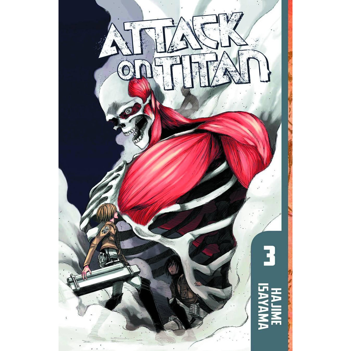 ATTACK ON TITAN VOLUME 03