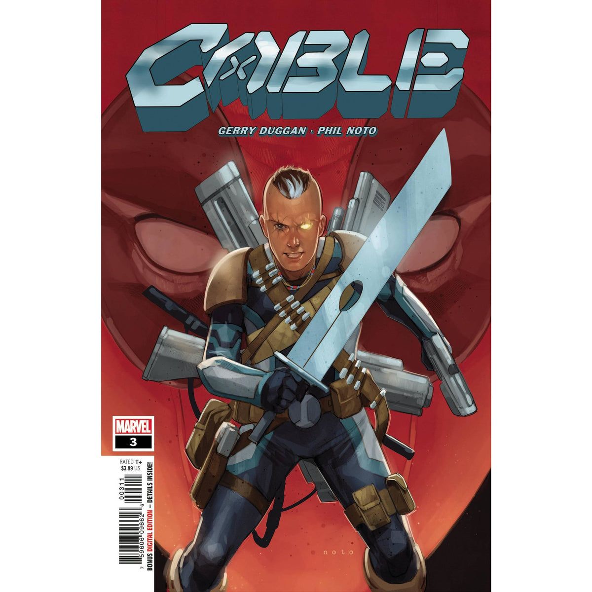 CABLE #3