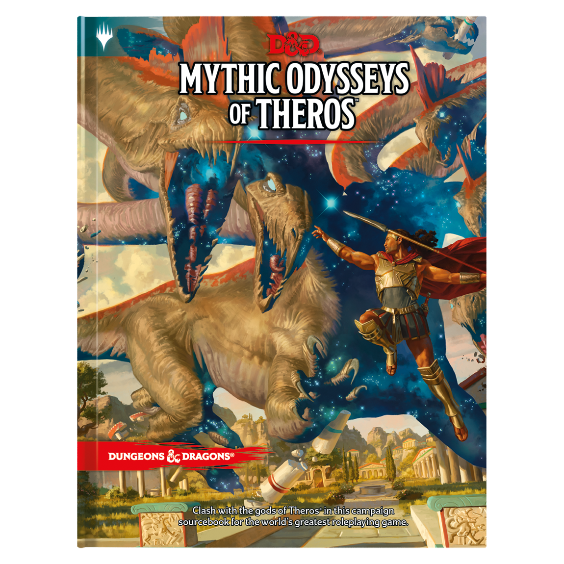 MYTHIC ODYSSEYS OF THEROS - CAMPAIGN SOURCEBOOK