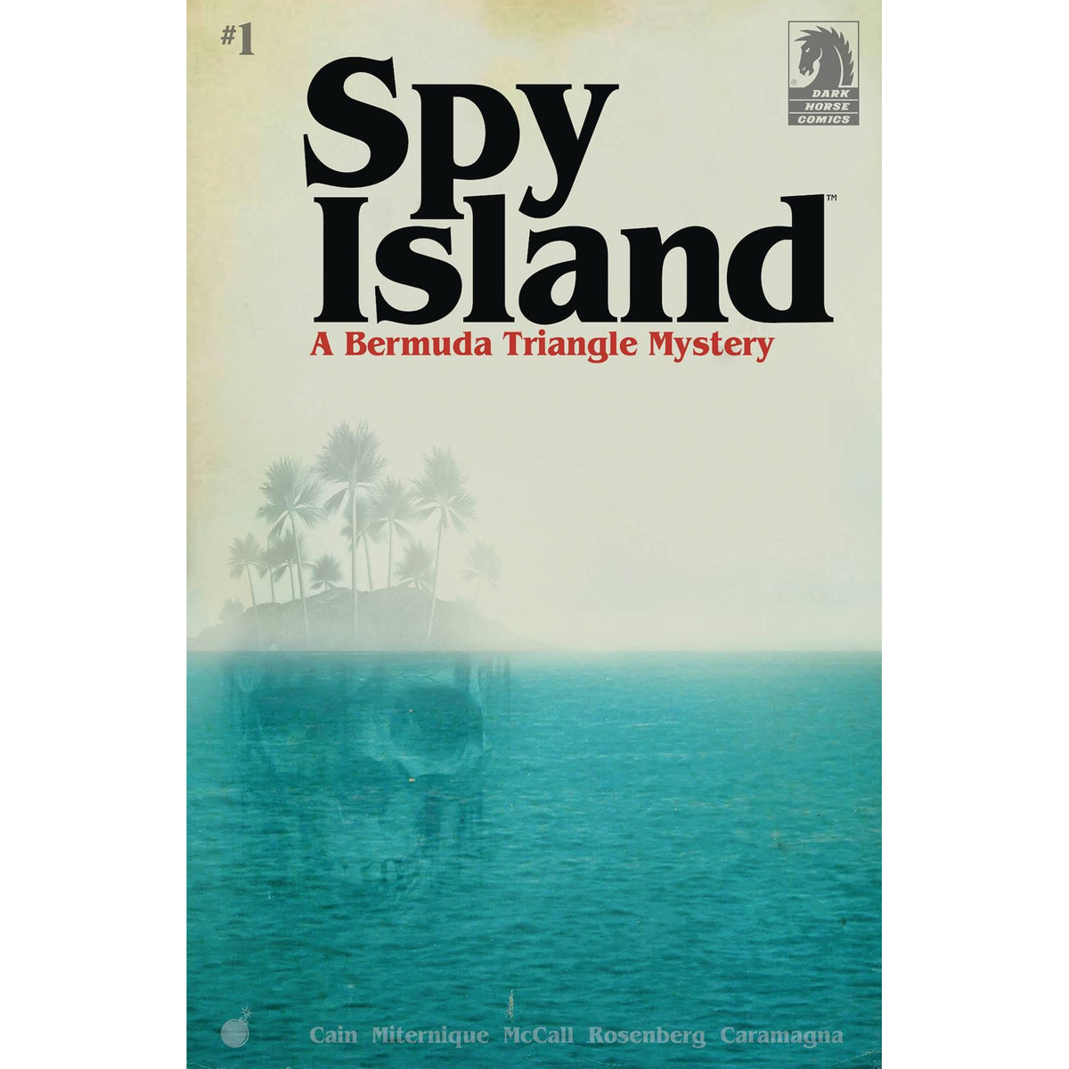 SPY ISLAND #1 (OF 4) COVER A MITERNIQUE