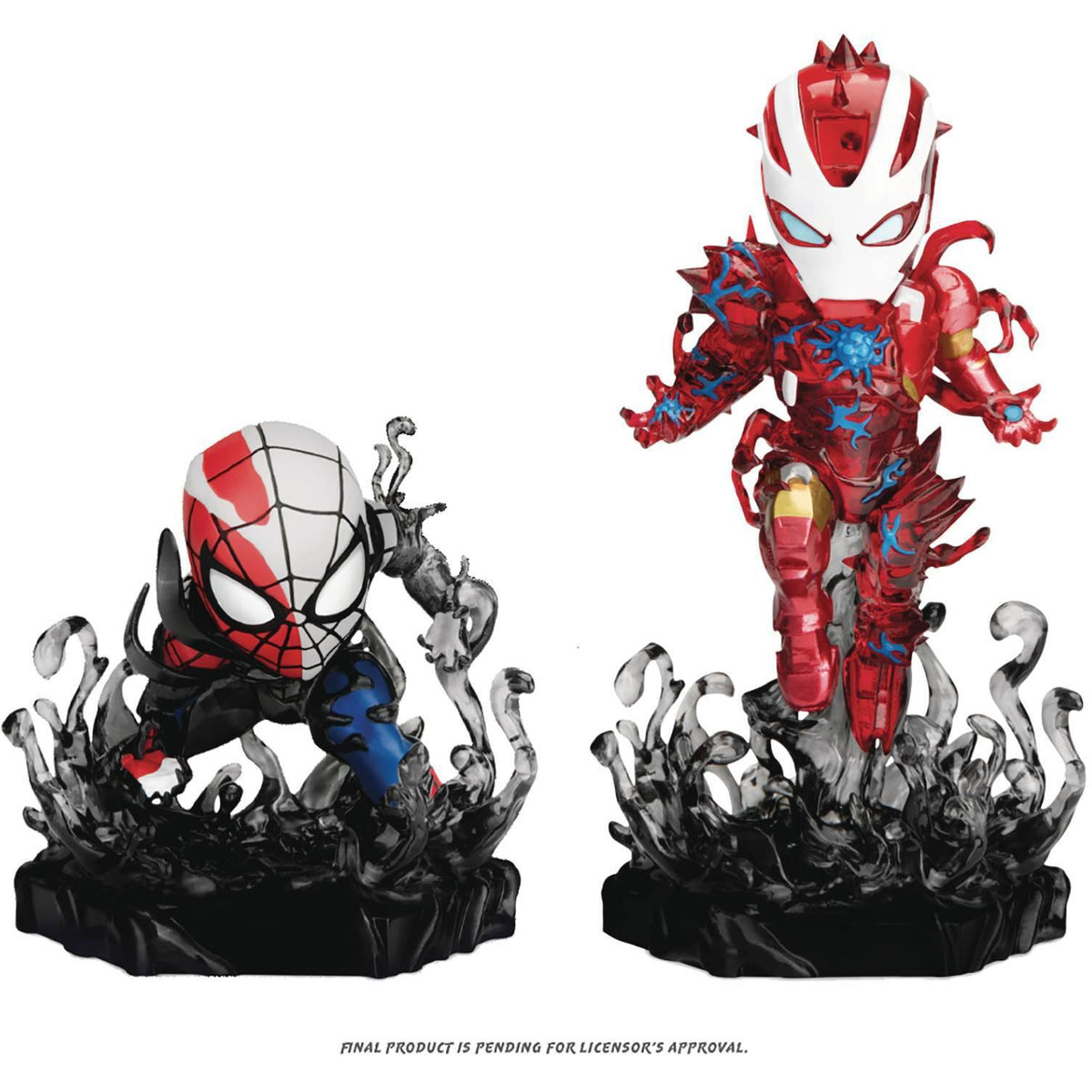 SDCC 2020 MARVEL MAXIMUM VENOM SPECIAL FIGURE 2-PACK - MEA-018SP - MINI EGG ATTACK