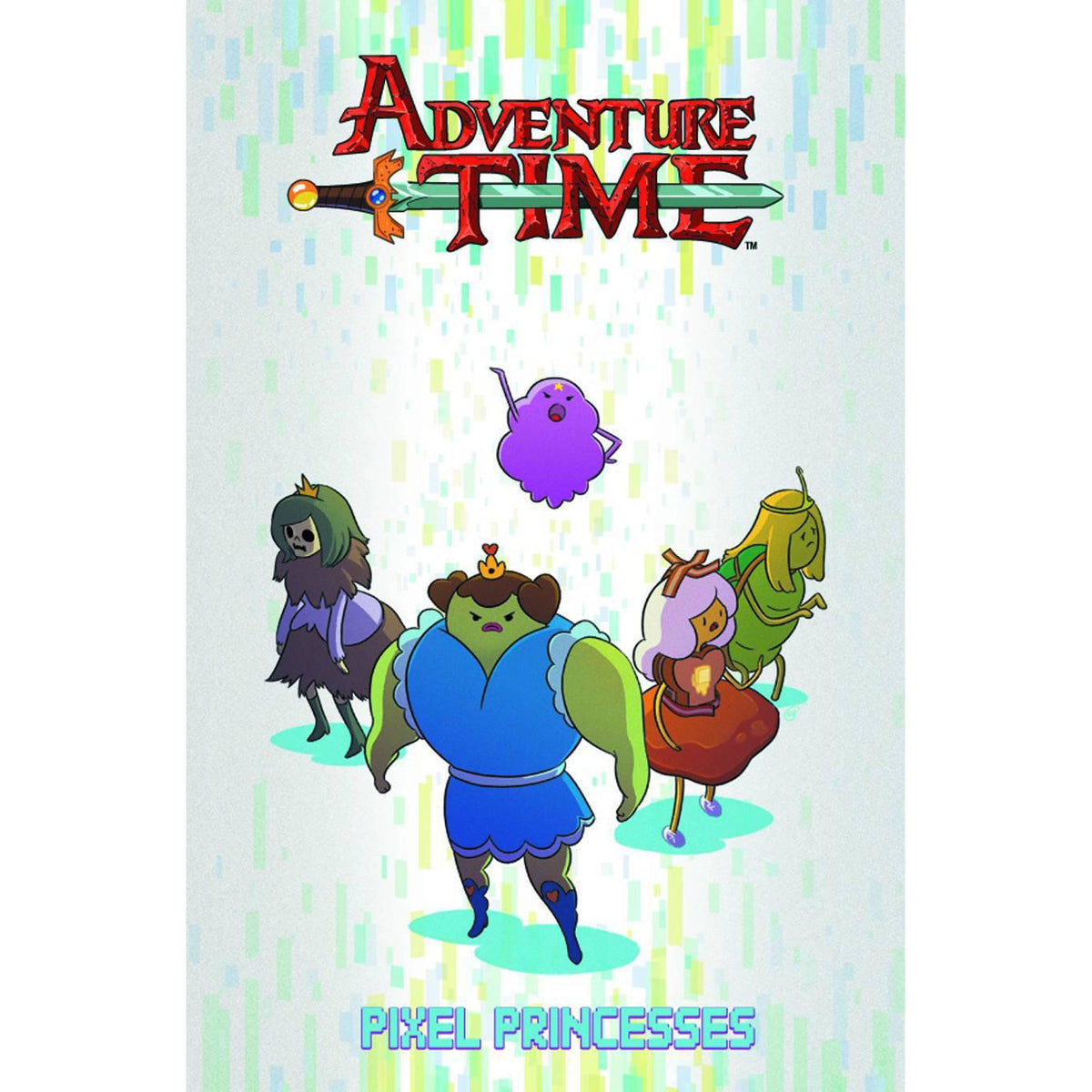 ADVENTURE TIME VOLUME 2: PIXEL PRINCESSES