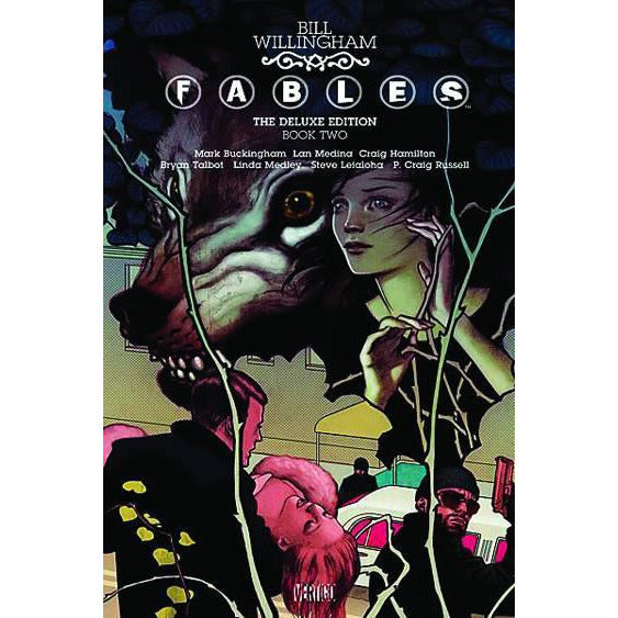 FABLES DELUXE EDITION VOLUME 02