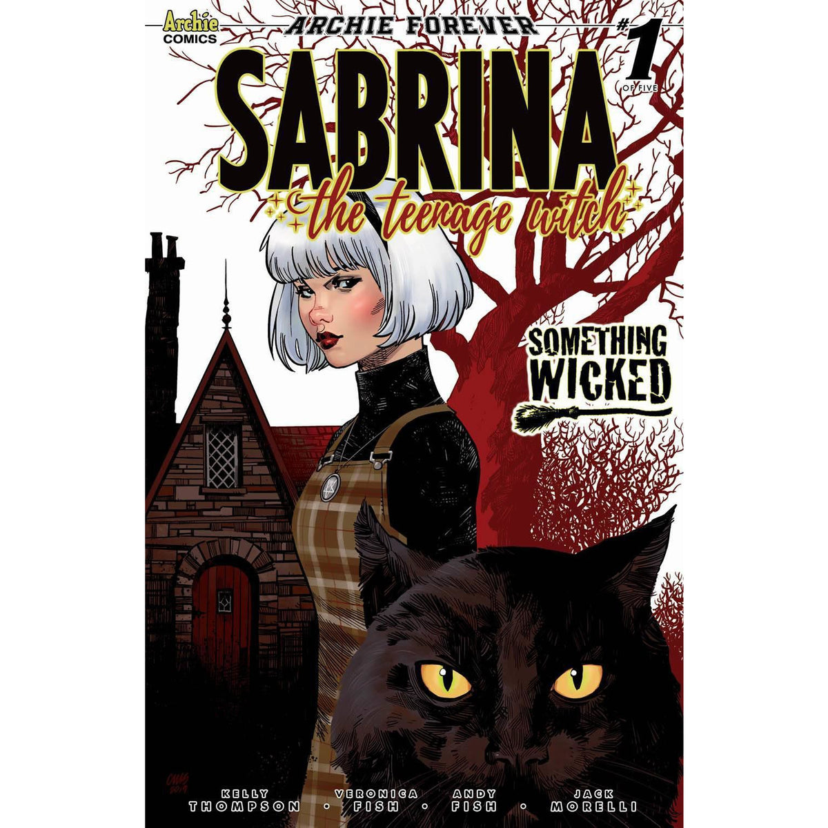 SABRINA: SOMETHING WICKED 1 - PICK YOUR COVER - ARCHIE COMICS