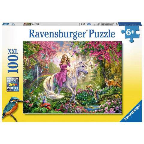 MAGICAL RIDE 100 XXL PIECE PUZZLE