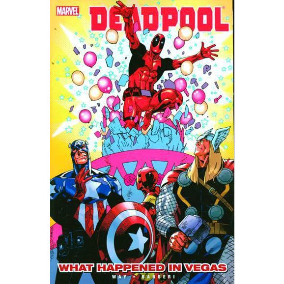 DEADPOOL VOLUME 05: WHAT HAPPENED IN VEGAS