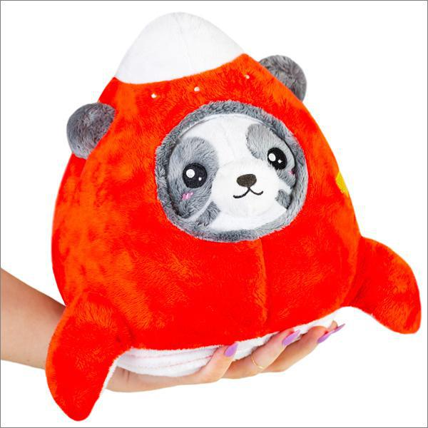 UNDERCOVER PANDA IN SPACESHIP - SQUISHABLE