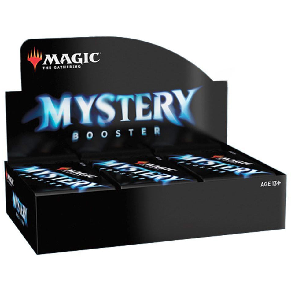 MYSTERY BOOSTER BOX PLUS PROMOS - MAGIC THE GATHERING - FACTORY SEALED