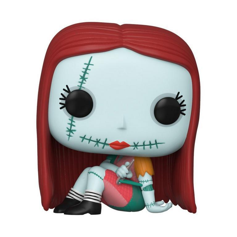 FUNKO POP: NIGHTMARE BEFORE CHRISTMAS - SALLY SEWING