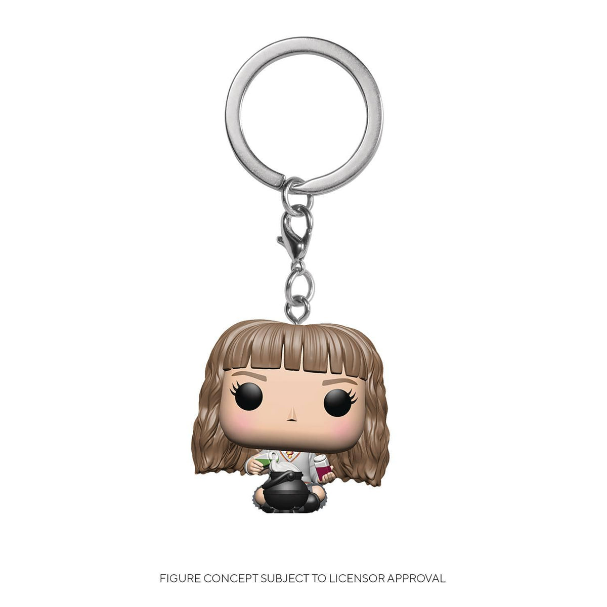FUNKO POCKET POP HARRY POTTER: HERMIONE WITH POTIONS FIGURAL KEYCHAIN