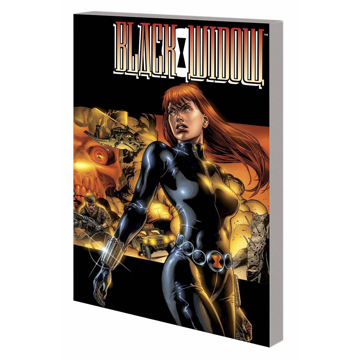 BLACK WIDOW: THE ITSY BITSY SPIDER