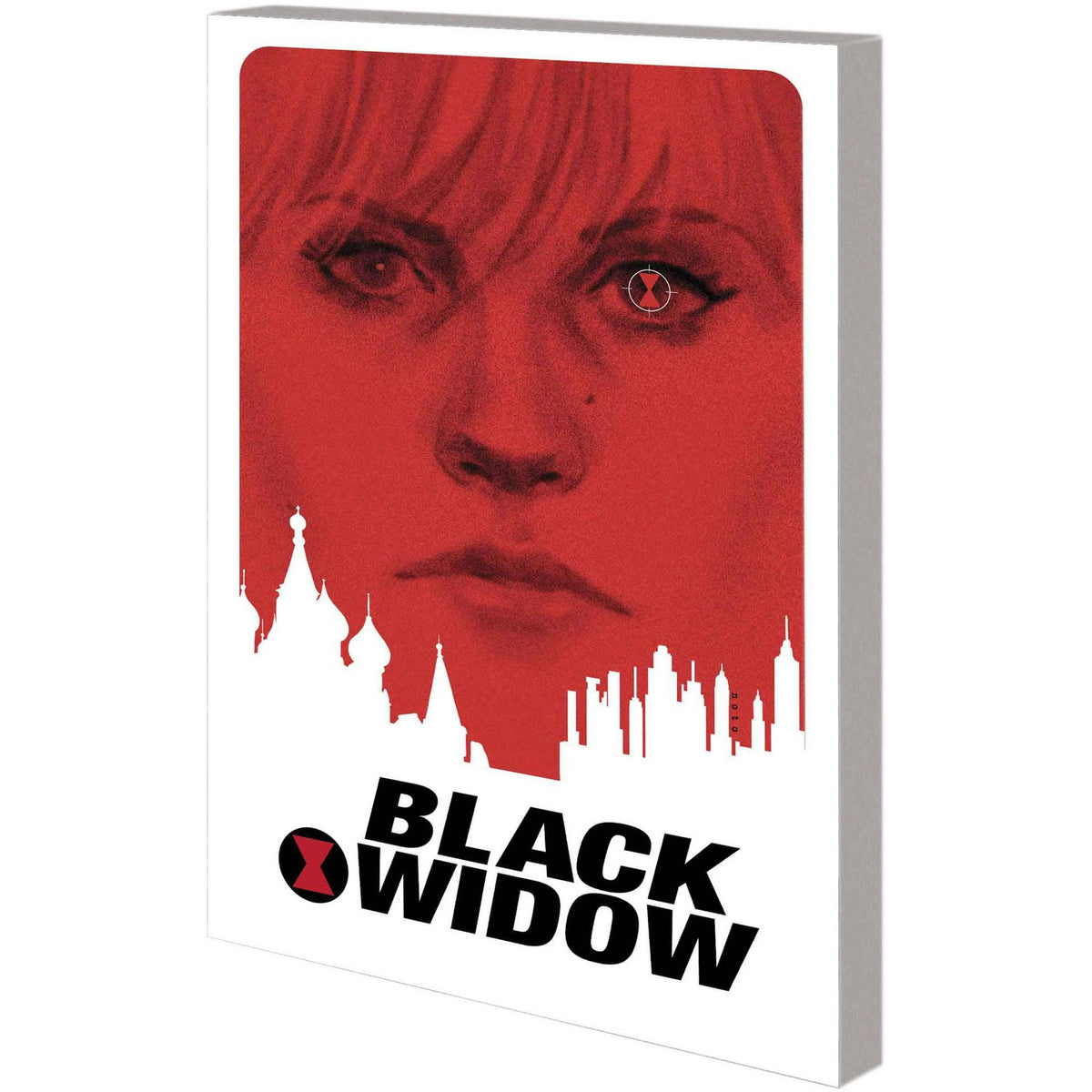 BLACK WIDOW VOLUME 01: FINELY WOVEN THREAD