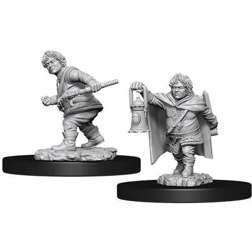 NOLZUR'S MARVELOUS MINIATURES: MALE HALFLING ROGUE WAVE 11