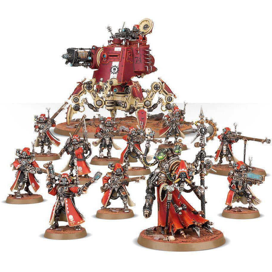 START COLLECTING! SKITARII - WARHAMMER 40K