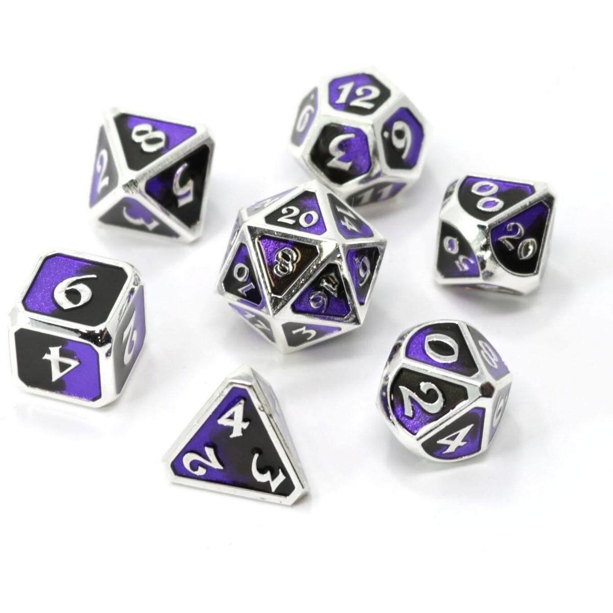DIE HARD METAL DICE - DARK ARTS MALICE