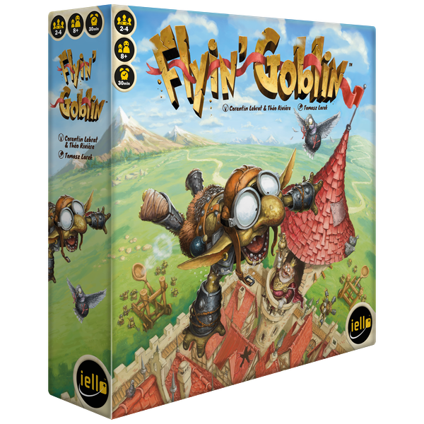 FLYIN' GOBLIN - IELLO GAMES - BOARD GAME