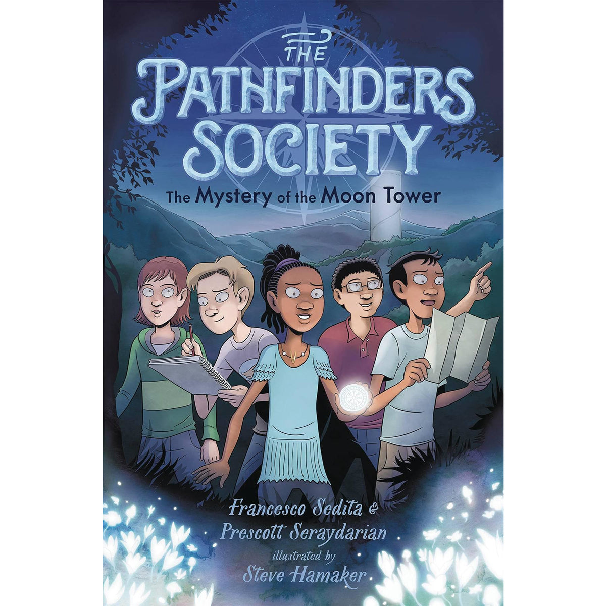 PATHFINDERS SOCIETY VOLUME 01: MYSTERY OF MOON TOWER