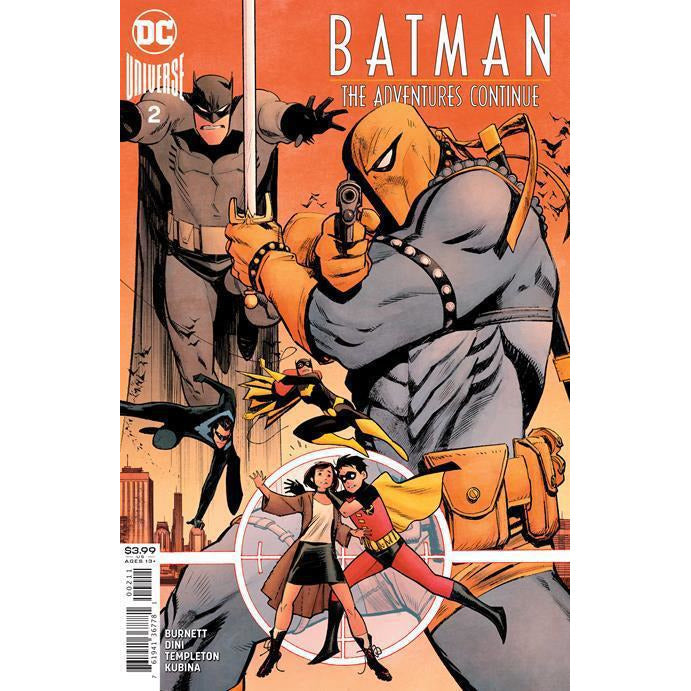BATMAN THE ADVENTURES CONTINUE #2 (OF 6) - JOHNSON COVER A