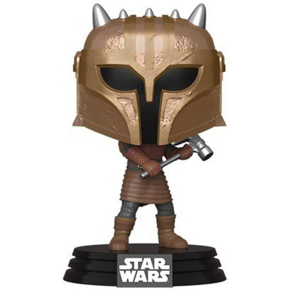 FUNKO POP STAR WARS: THE MANDALORIAN THE ARMORER VINYL FIGURE