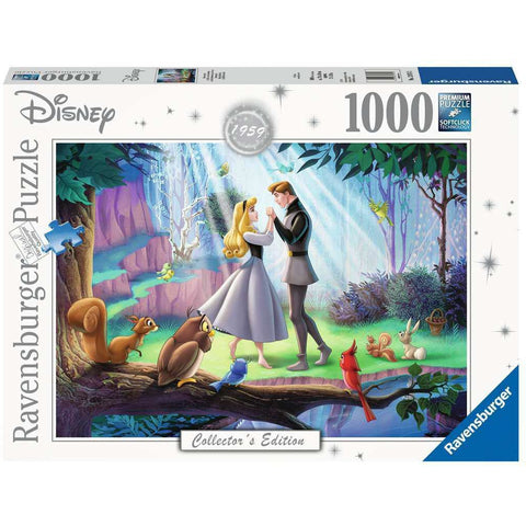 SLEEPING BEAUTY 1000 PIECE PUZZLE