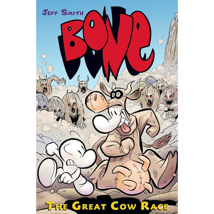 BONE #2 - The Great Cow Race