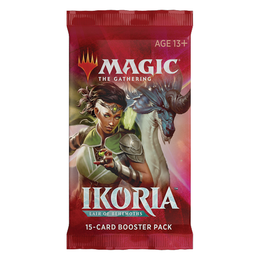 MAGIC THE GATHERING: IKORIA: LAIR OF BEHEMOTHS - BOOSTER PACK