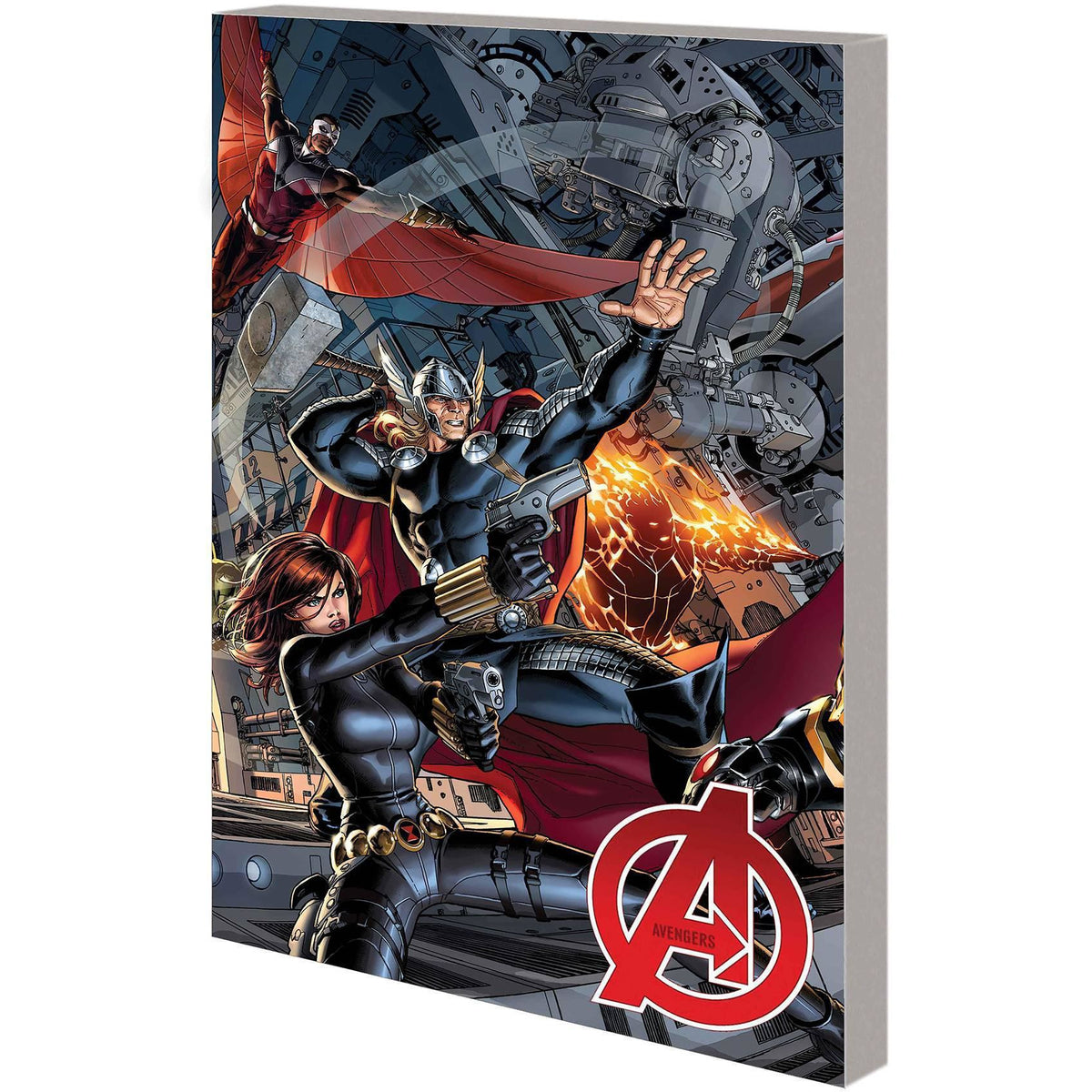 AVENGERS BY HICKMAN COMPLETE COLLECTION VOLUME 01