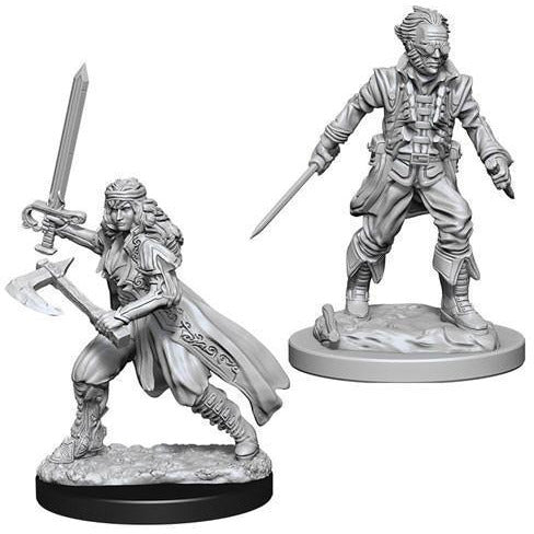 DUNGEONS & DRAGONS: NOLZUR'S MARVELOUS MINIATURES VAMPIRE HUNTERS
