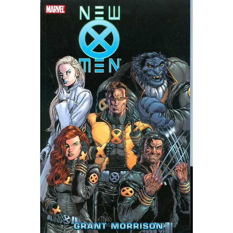 NEW X-MEN: ULTIMATE COLLECTION: VOLUME 02