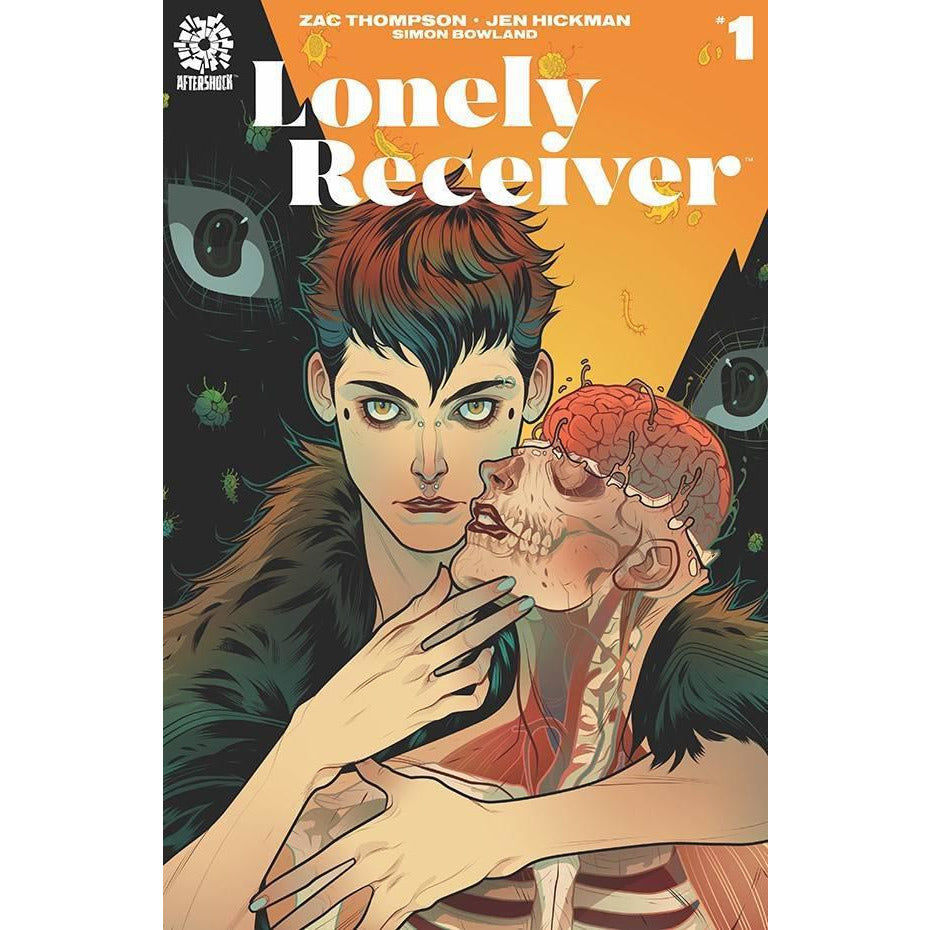 LONELY RECEIVER #1 - 1:15 TORQUE VARIANT COVER
