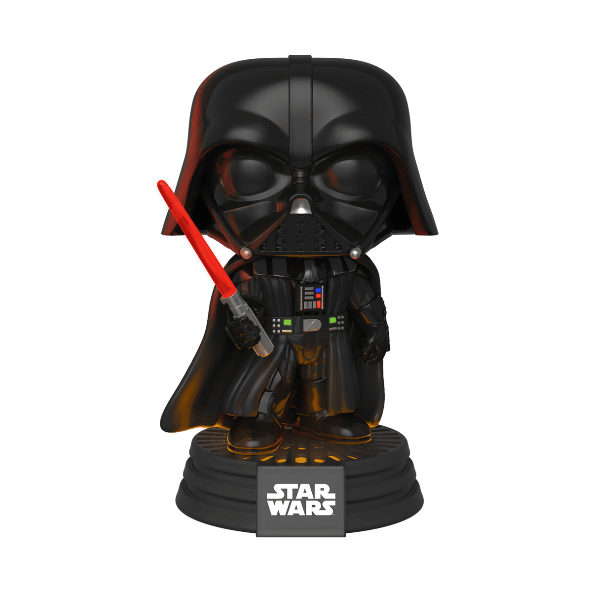 FUNKO POP: STAR WARS - ELECTRONIC DARTH VADER BOBBLE-HEAD
