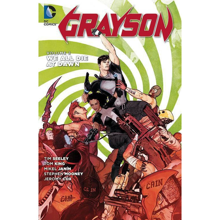 GRAYSON VOL 2 WE ALL DIE AT DAWN