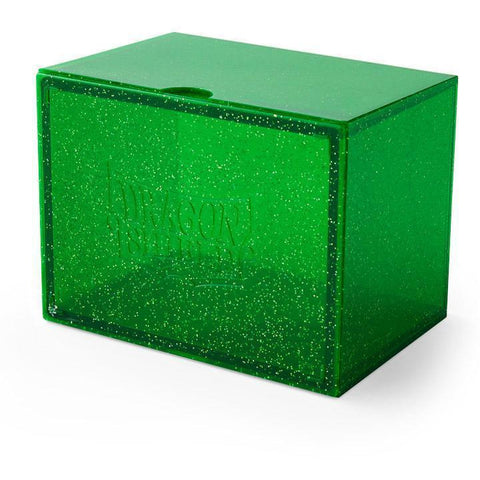DRAGON SHIELD STRONGBOX: GREEN