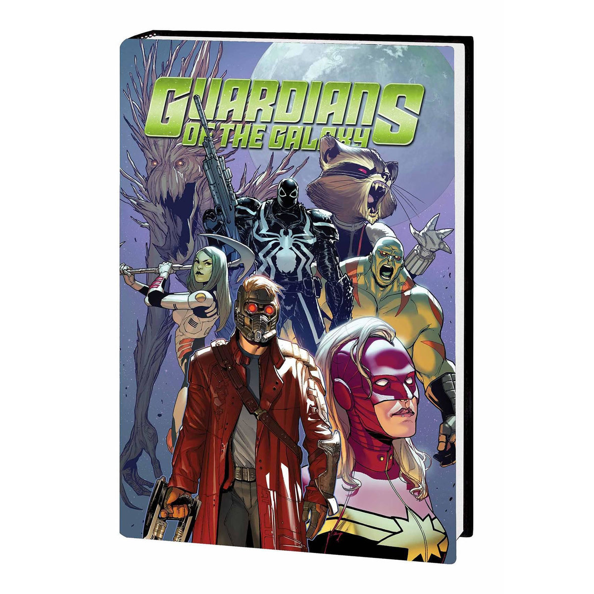 GUARDIANS OF THE GALAXY HC VOL 02