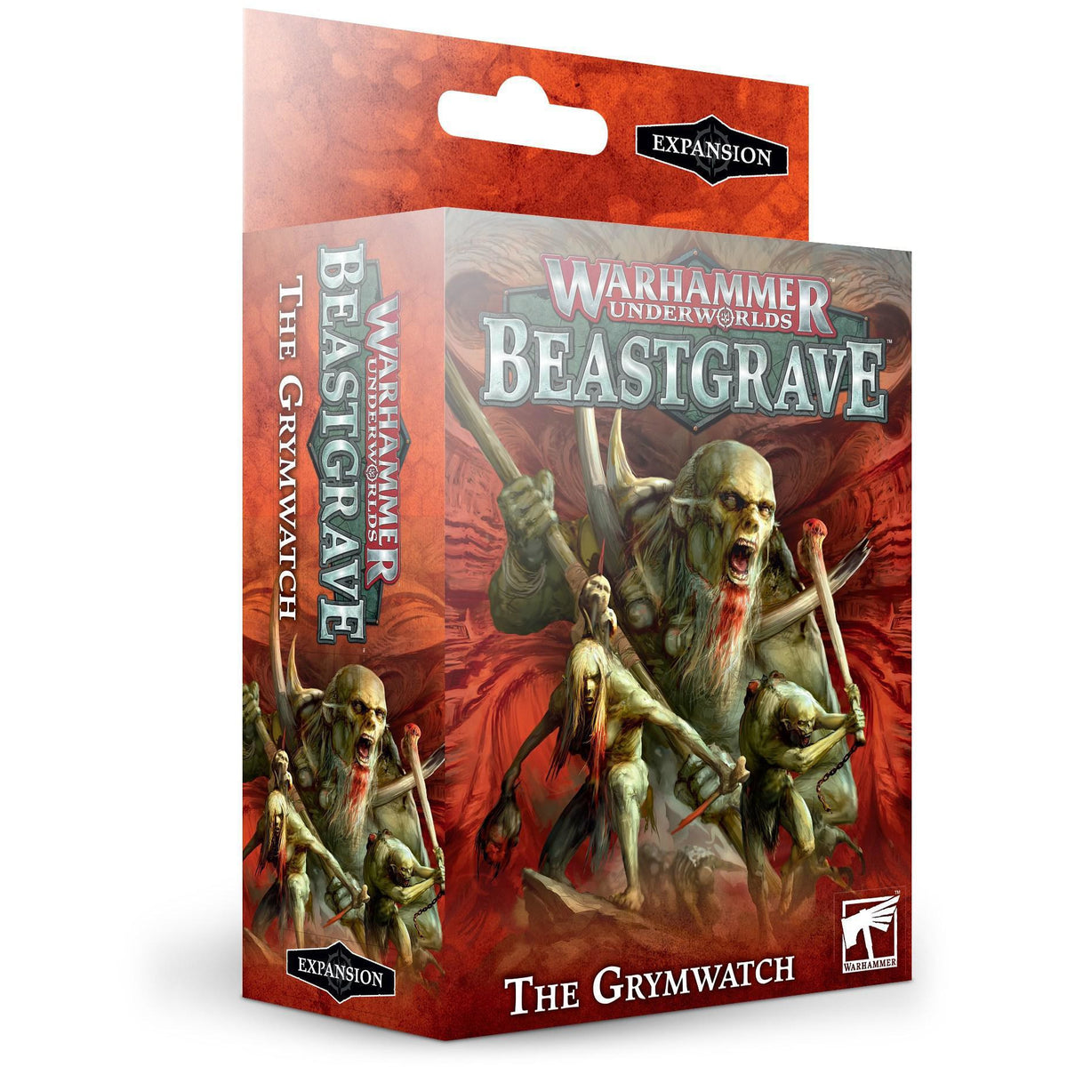 WARHAMMER UNDERWORLDS BEASTGRAVE - THE GRYMWATCH