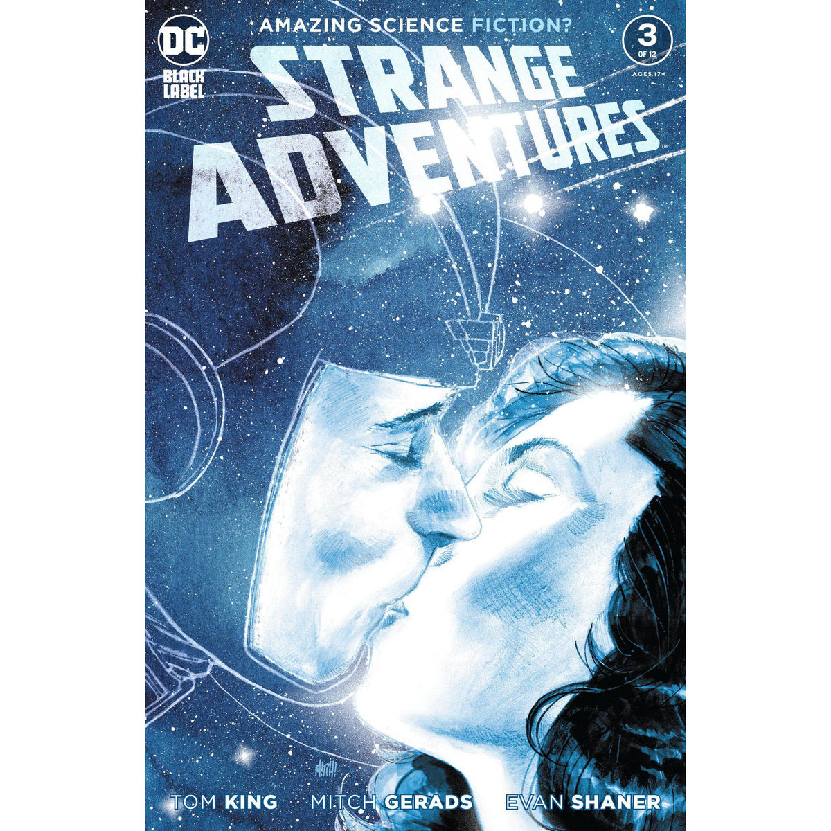 STRANGE ADVENTURES #3 (OF 12) - MAIN COVER A
