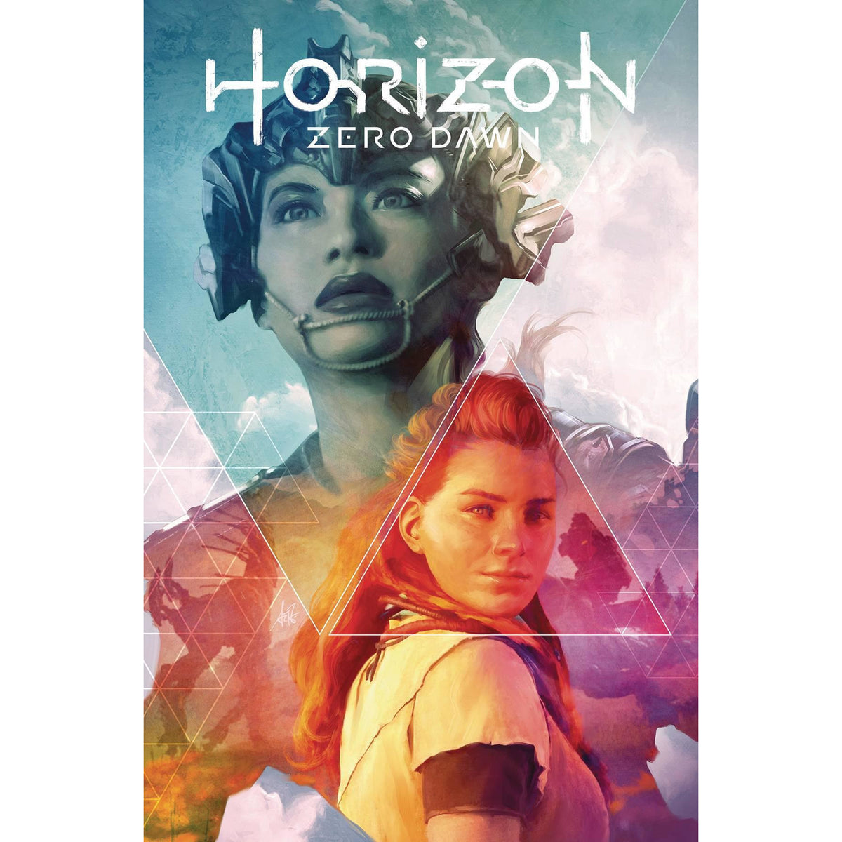 HORIZON ZERO DAWN #1 - ARTGERM COVER A
