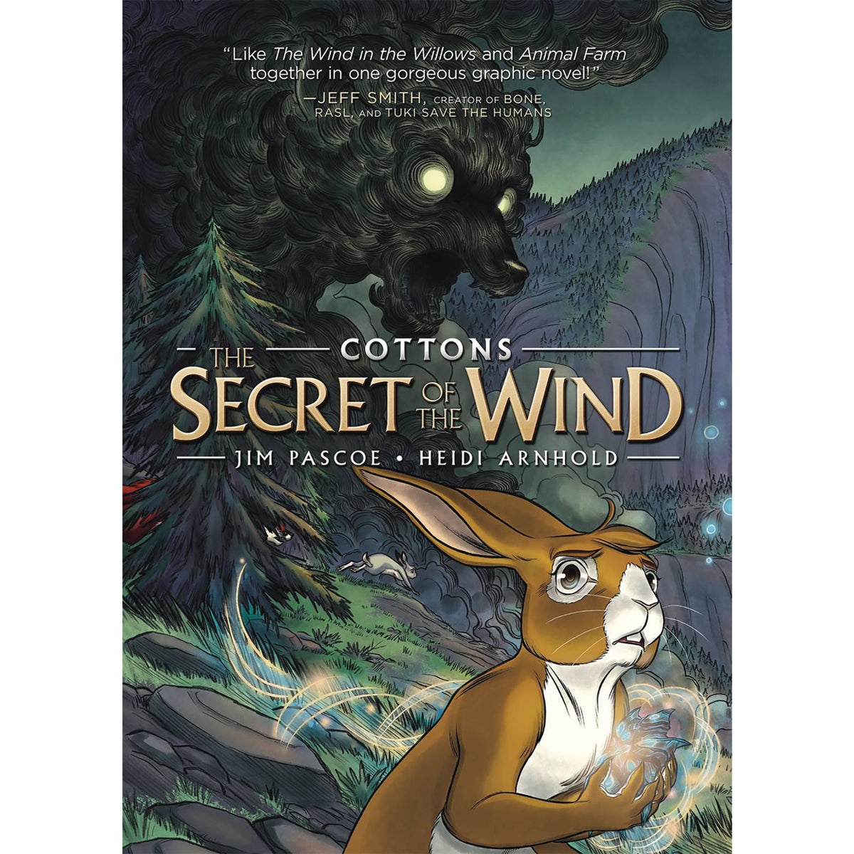 COTTONS: VOLUME 1: SECRET OF WIND