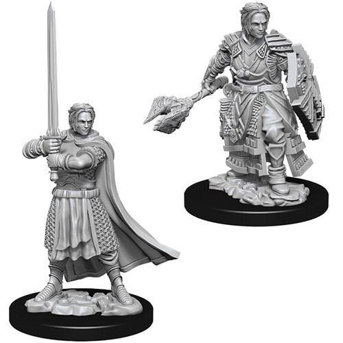 DUNGEONS & DRAGONS: NOLZUR'S MARVELOUS MINIATURES HUMAN CLERIC MALE