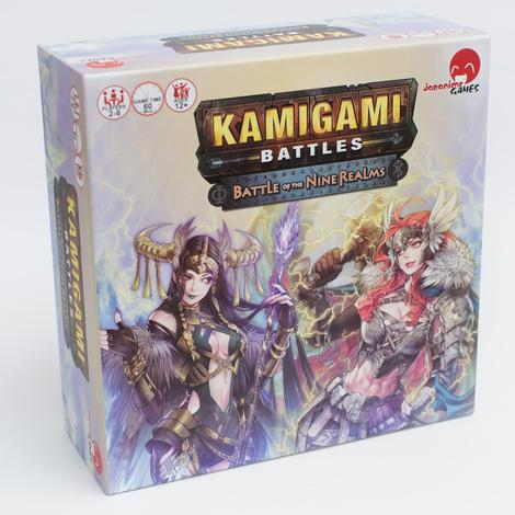 KAMIGAMI BATTLES: BATTLE OF THE NINE REALMS