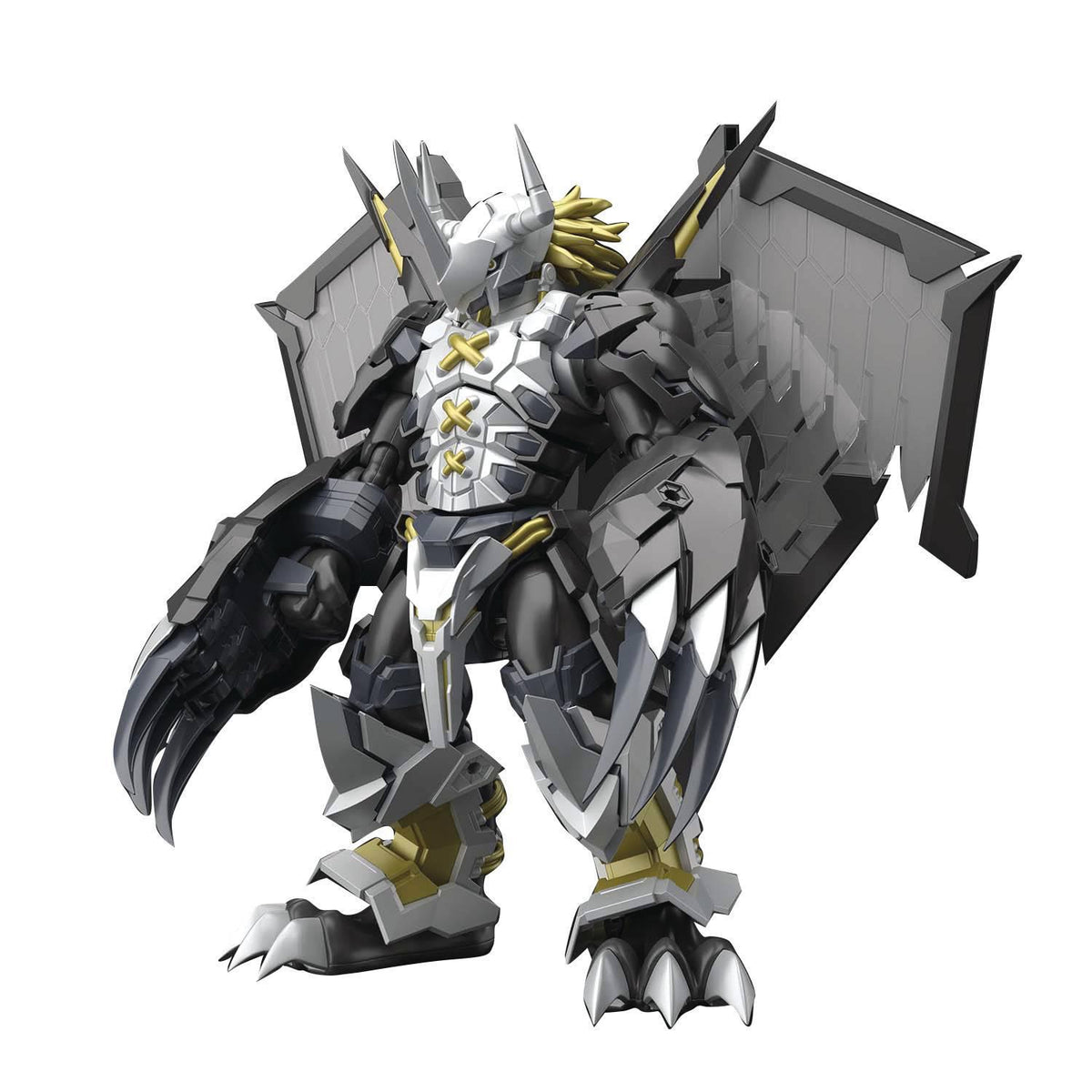 DIGIMON AMPLIFIED BLACK WARGREYMON FIGURE-RISE STANDARD MODEL KIT