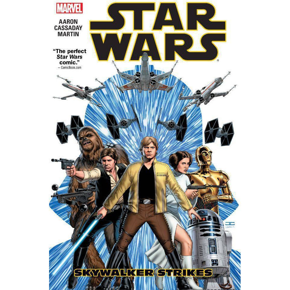 STAR WARS VOLUME 1: SKYWALKER STRIKES
