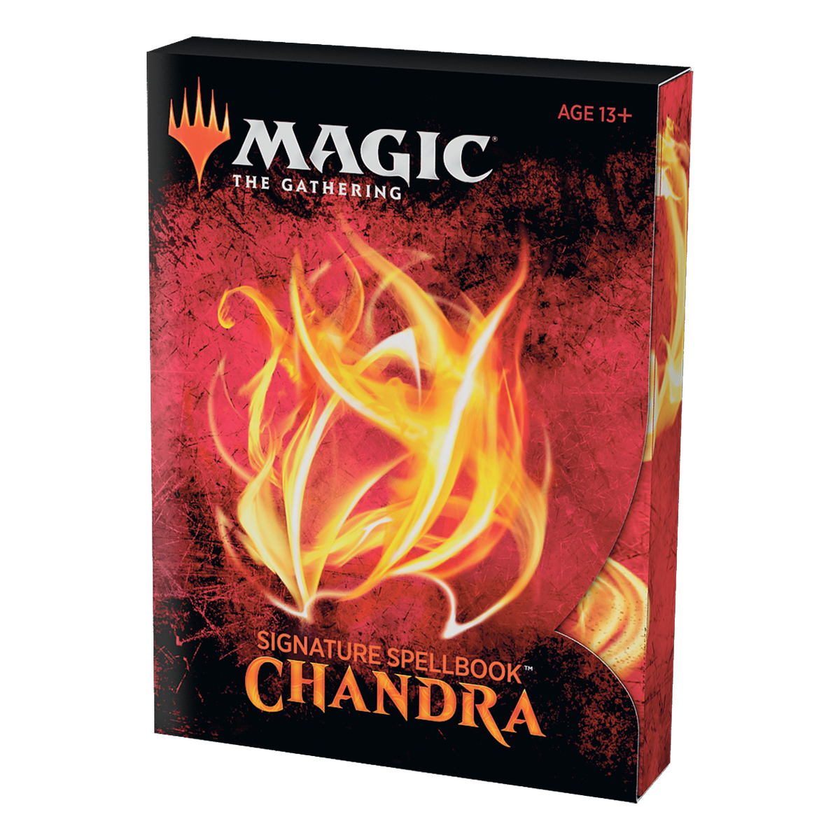 CHANDRA SIGNATURE SPELL BOOK - MAGIC THE GATHERING MTG - NEW FACTORY SEALED