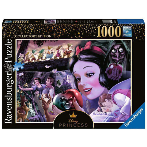 DISNEY PRINCESS SNOW WHITE 1000 PIECE PUZZLE
