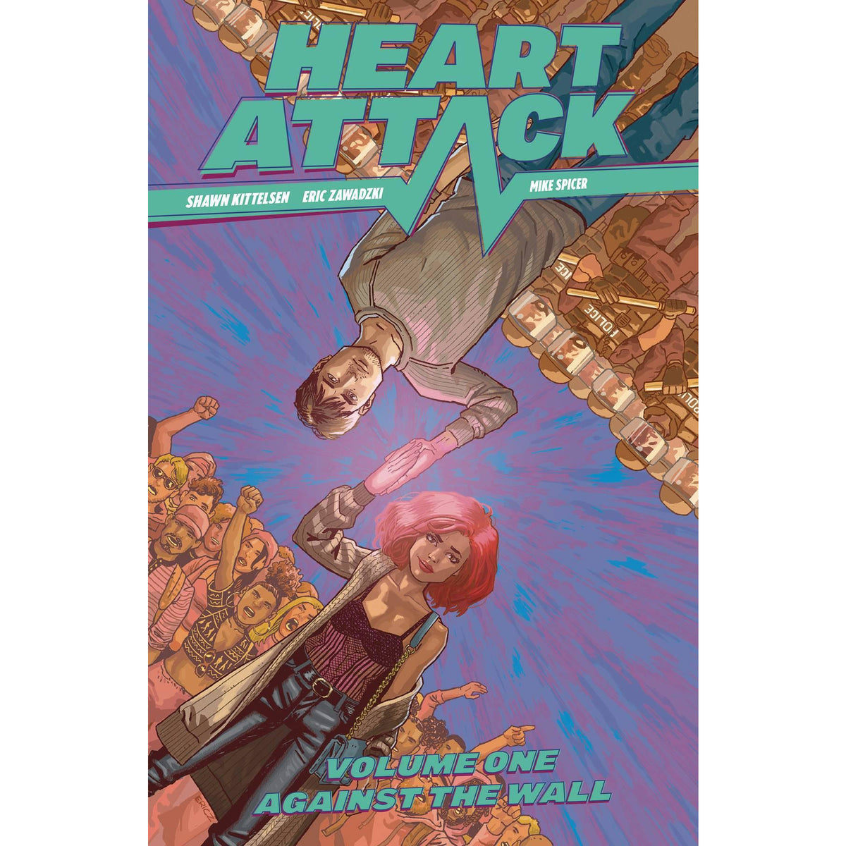HEART ATTACK VOLUME 01