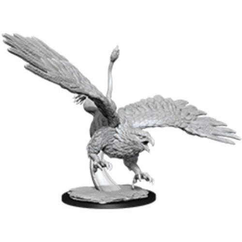 DUNGEONS & DRAGONS NOLZUR'S MARVELOUS UNPAINTED MINIATURES WAVE 12: DIVING GRIFFON